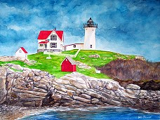 Nubble Light, Maine *Sold*